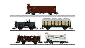 """Märklin 45175 - Güterwagen-Set """"175 Jahre Eisenbahn in Württemberg"""""""