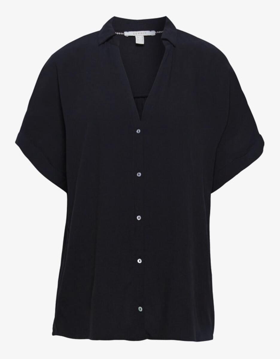 Bild 1 von Esprit - Hemdbluse aus reiner Viskose