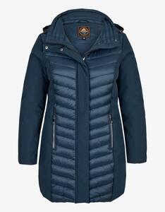 Eibsee - Jacke im Materialmix aus Softshell und Stepp