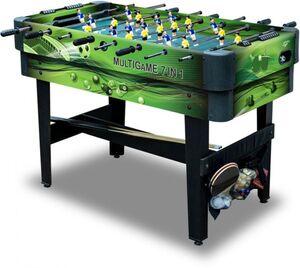 Multifunktions-Spieltisch - Imperial-XT - 7 in 1 - grün