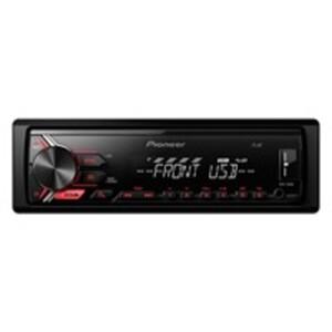 Pioneer MVH-190UB Autoradio mit RDS, USB-/AUX-Eingang, unterstützt Android-Smartphones und FLAC-Dateien
