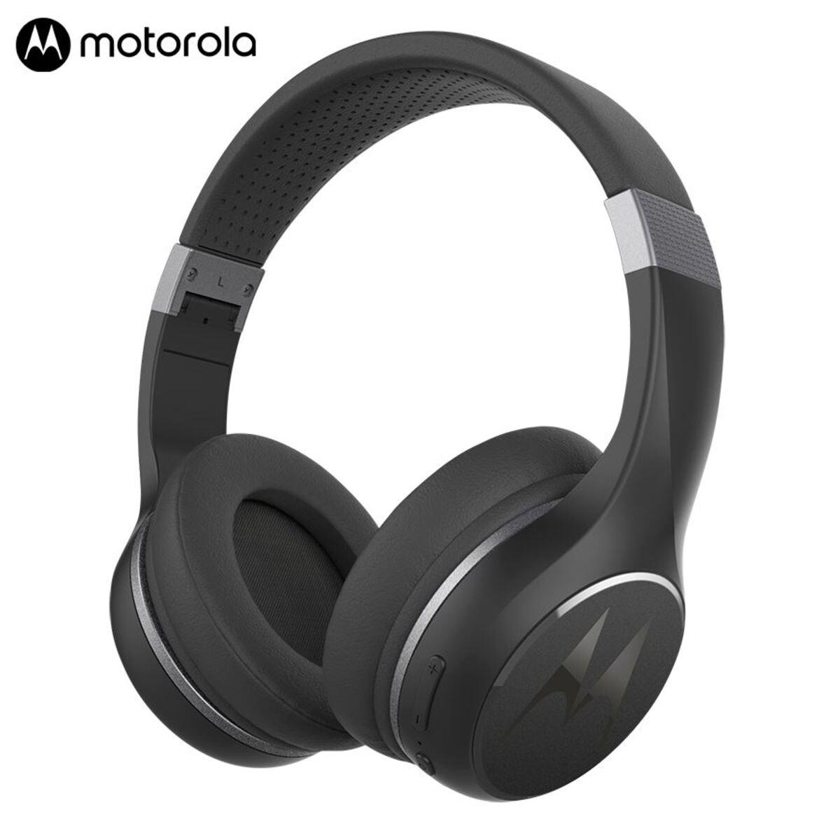 Bild 1 von Motorola Escape 220 Bluetooth-Kopfhörer Schwarz