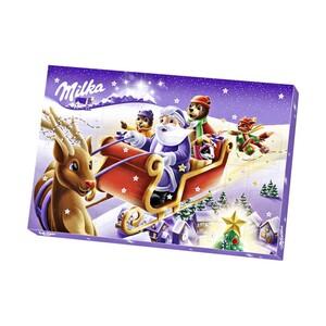 Milka Adventskalender jede 200-g-Packung