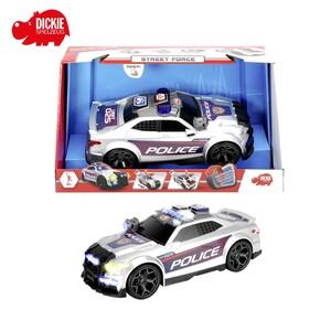 Street Force Polizei-Auto inkl. Batterien, ab 3 Jahren