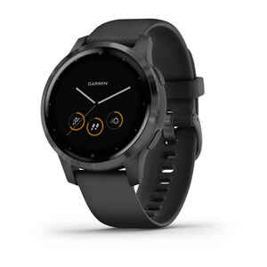 Smartwatch Vivoactive 4S schwarz
