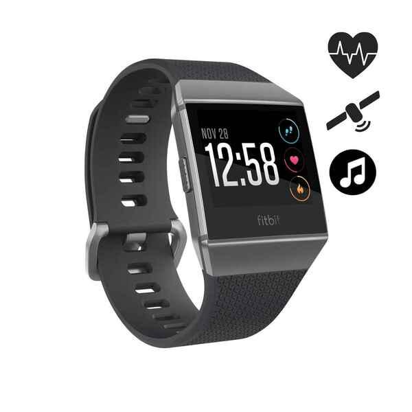 Coach-Smart-Watch Ionic Herzfrequenz GPS Musik