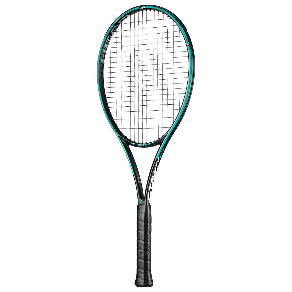 Bild 2 von Tennisschläger Gravity MP Graphene 360+ Erwachsene orange/blau