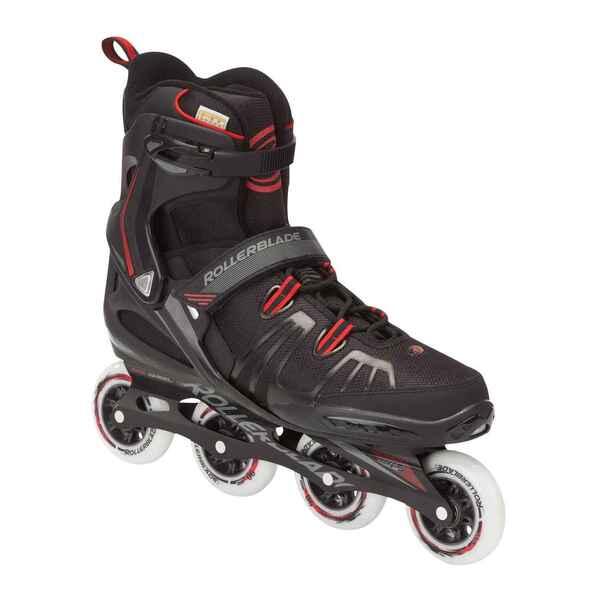 Inline Skates Inliner Fitness Rollerblade XL schwarz