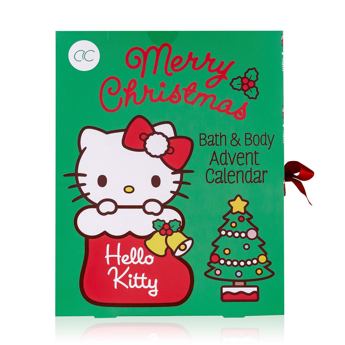 Bild 2 von Adventskalender HELLO KITTY in buchförmiger Box