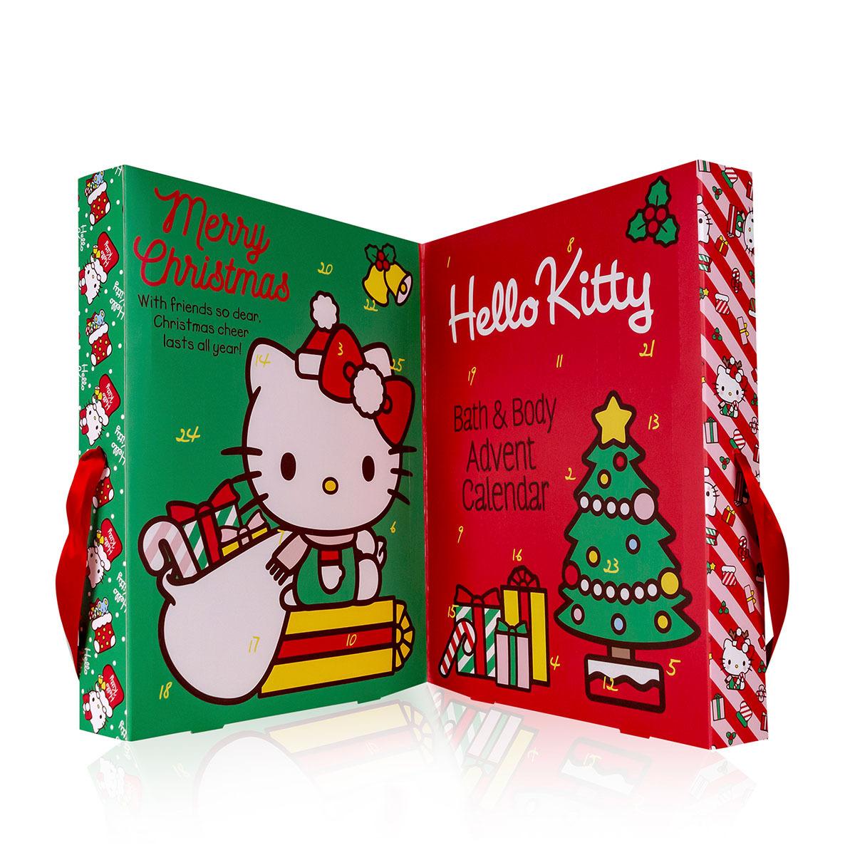 Bild 3 von Adventskalender HELLO KITTY in buchförmiger Box