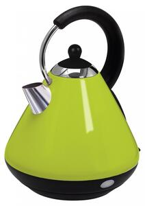 Kalorik Wasserkocher TKG JK 1009 AG im trendigen Apfelgrün, 1,7 Liter
