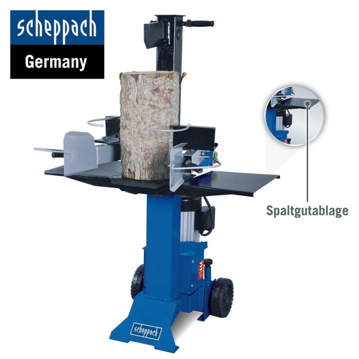 Bild 2 von Scheppach HL730 | 7 T Holzspalter 230 V