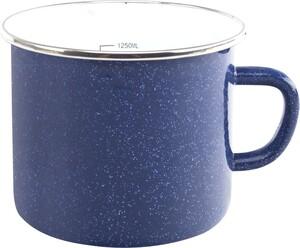 """Casa Royale Milchtopf """"Sparkle"""", Ø 14 cm - Blau"""