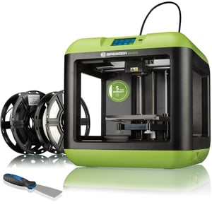 Bresser® SAURUS Einsteiger WLAN 3D Drucker mit Filament-Bundle