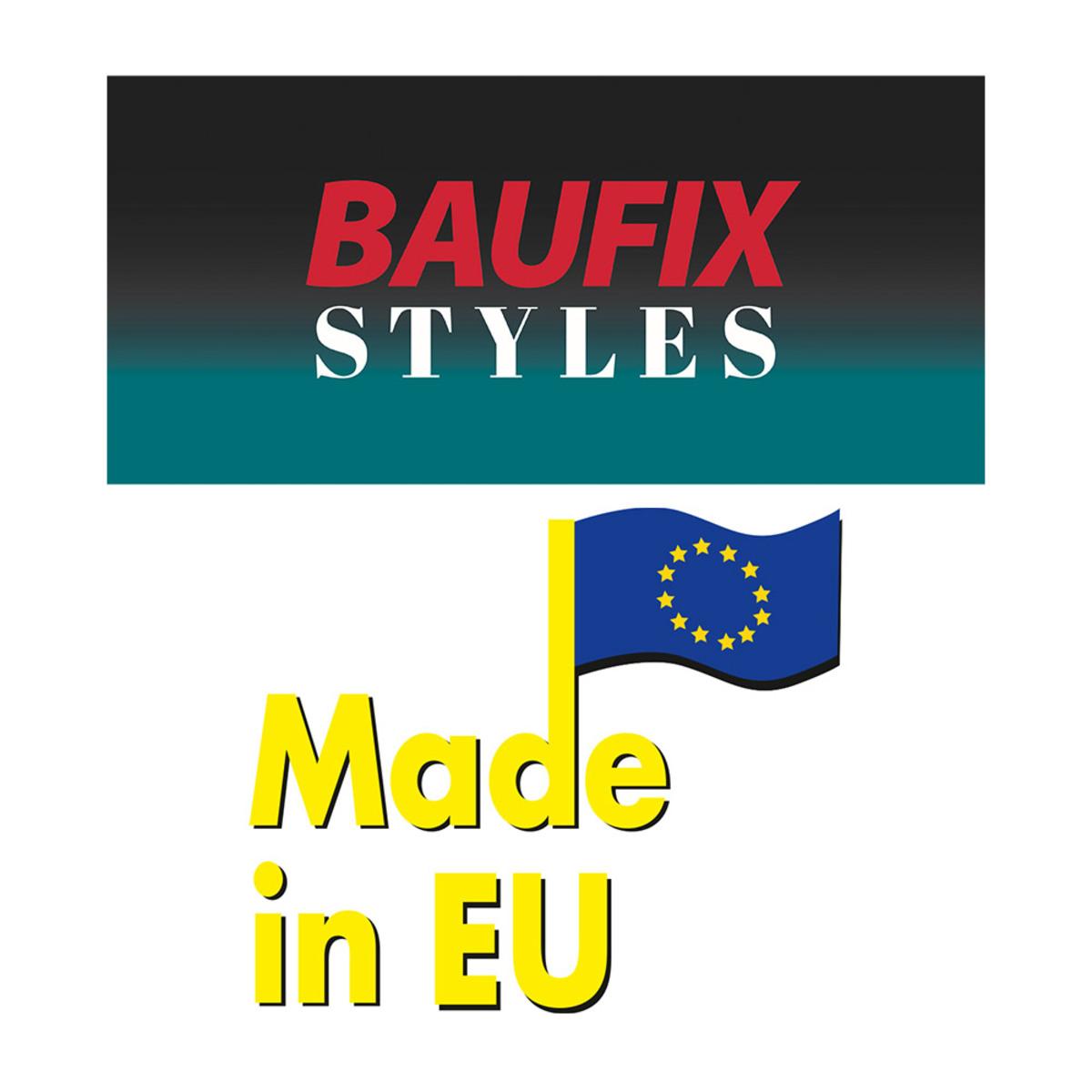 Bild 2 von Baufix Styles Winter-Designlack, Glitter Goldlack - 6er-Set