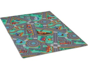 Straßenspielteppich ca. 133 x 190 cm