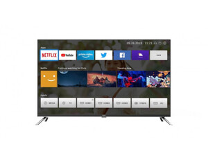 CHIQ LED - Fernseher 43 Zoll U43H7A UHD, Android TV