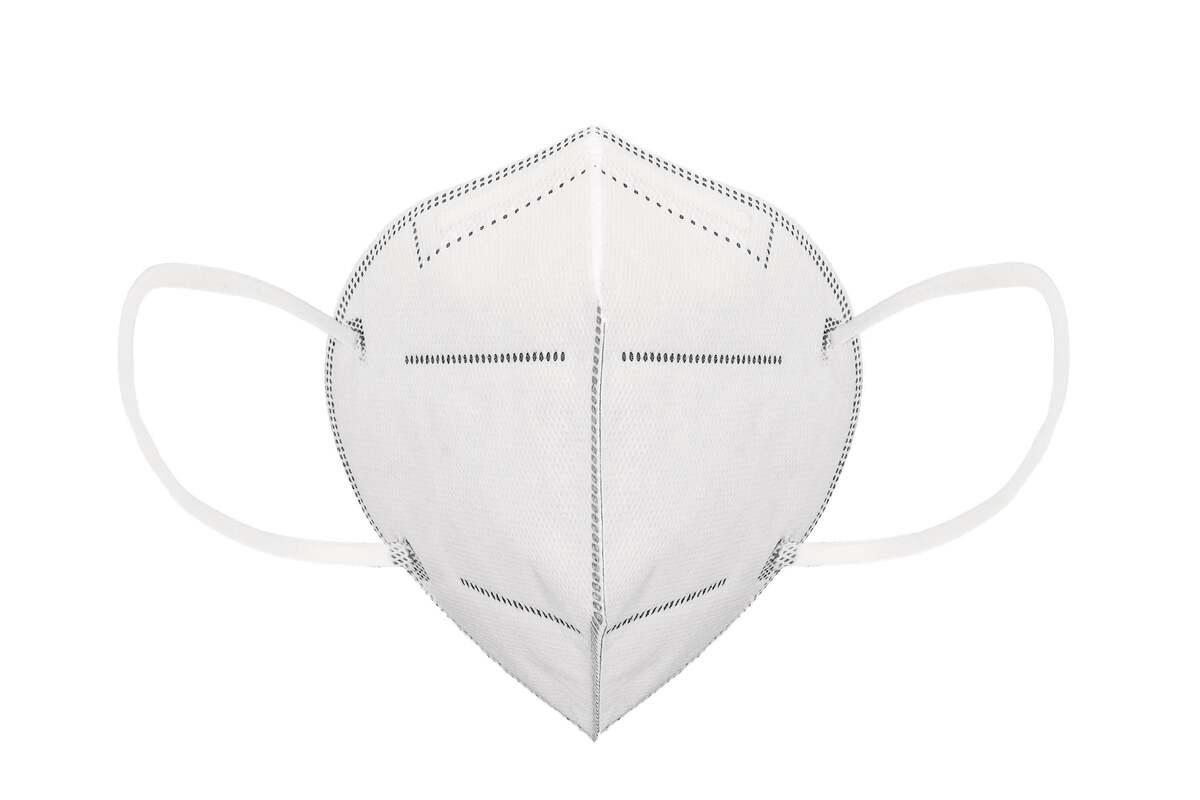 Bild 2 von 2er Set Atemschutzmaske FFP2