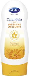 Bübchen Calendula Waschlotion & Shampoo