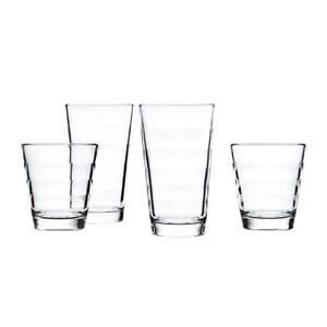 """Leonardo Trinkglas-Set 12-teilig """"Onda"""""""