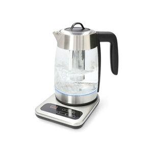 KODi Selection Glaswasserkocher digital mit Teesieb WK 202