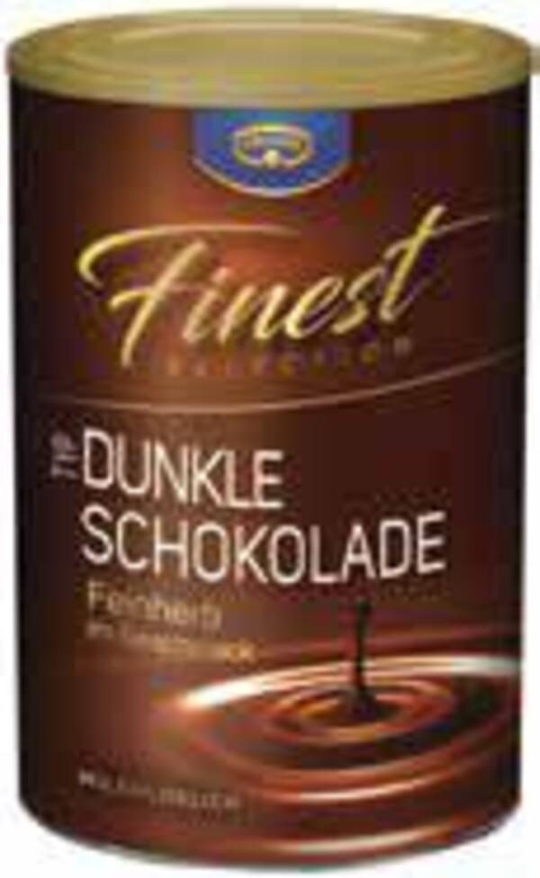 Krüger Finest Trinkschokolade