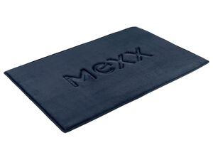 Mexx Home Badematte, 50 x 76 cm, geprägter Marken-Schriftzug, Kern aus Memoryschaum