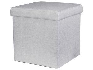 LIVARNO LIVING® Sitzhocker, mit Aufbewahrungsmöglichkeit, 46 l Fassungsvermögen