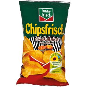 Funny-frisch Chipsfrisch Chakalaka 175g