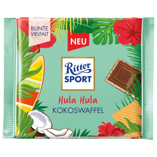 Ritter Sport Kokoswaffel 100g