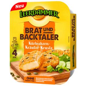 Leerdammer Brat und Backtaler Kürbiskern-Kräuter-Kruste 160g