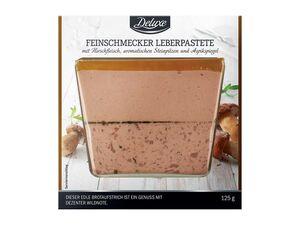 Feinschmecker Leberpastete