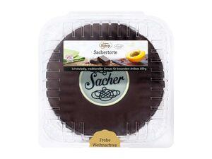 Sachertorte/Butter Trüffeltorte
