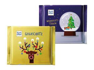Ritter Sport Goldschatz/ Weihnachtstraum