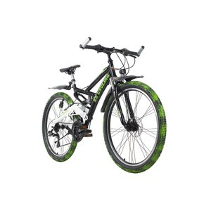 KS Cycling Mountainbike Fully ATB Crusher für Herren
