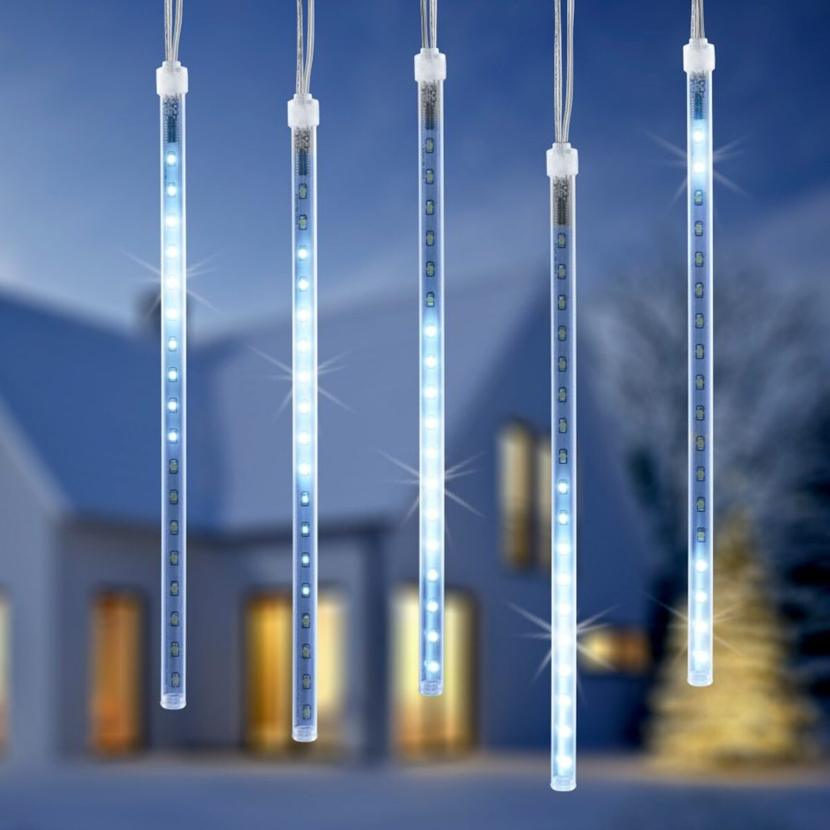 Bild 2 von LIGHTZONE   LED-Eisregenlichterkette