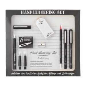 Hand-Lettering-Set