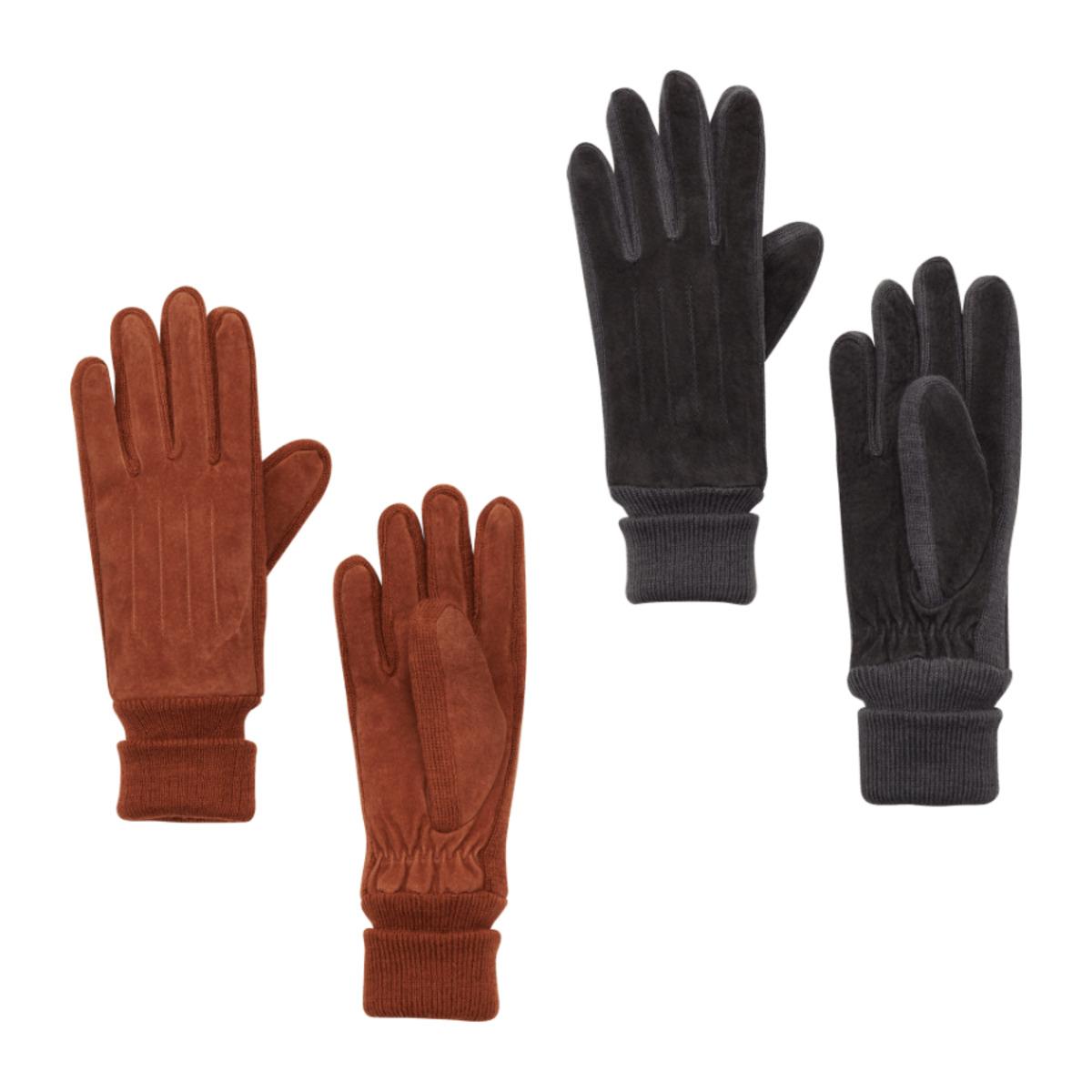 Bild 1 von ROYAL LIFE     Veloursleder-Handschuhe
