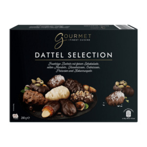GOURMET  	   				Dattel Selection