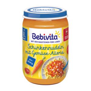 Bebivita Menü