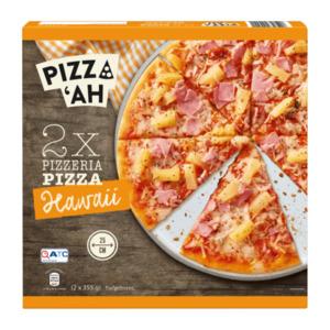 PIZZ'AH     Pizza Hawaii
