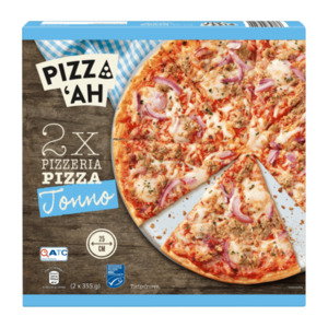 PIZZ`AH     Pizza Tonno