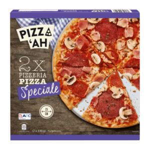 PIZZ`AH     Pizza Speciale