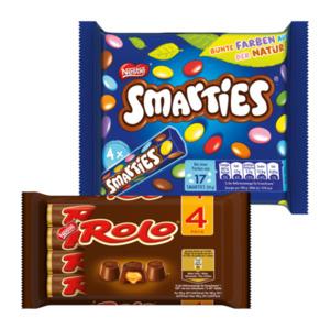 Smarties / Rolo