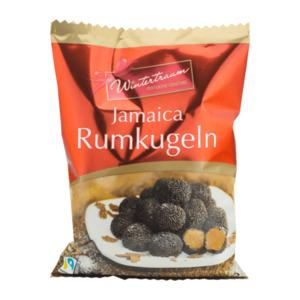 WINTERTRAUM     Jamaica Rumkugeln