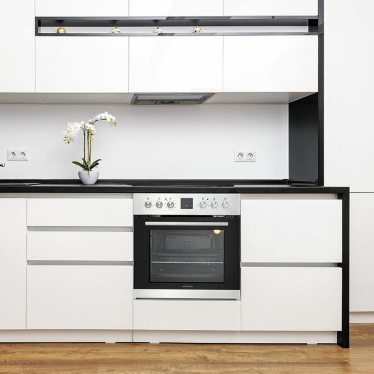 Bild 1 von Einbauherd-Set MEDION® MD 37667, Schott-Ceran®-Kochfeld