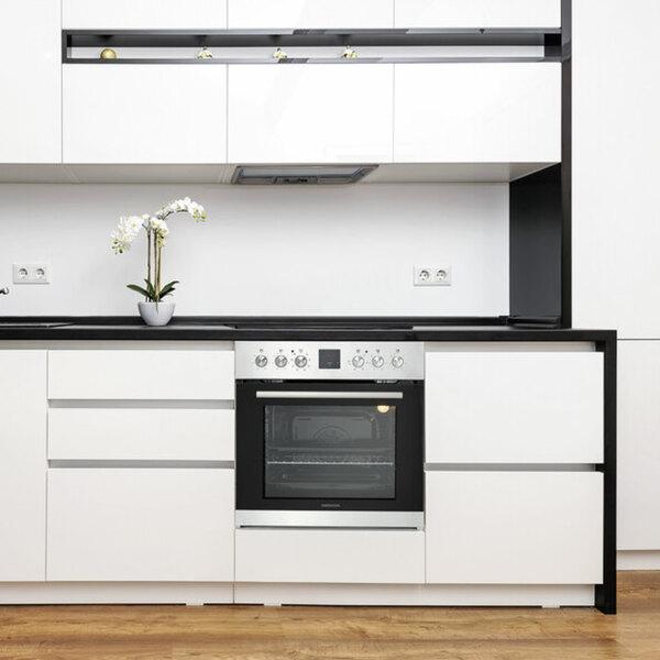 Einbauherd-Set MEDION® MD 37667, Schott-Ceran®-Kochfeld