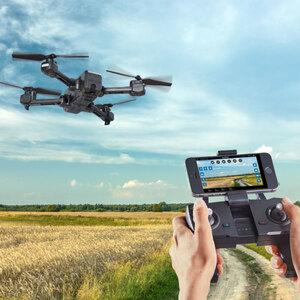 GPS Drohne Maginon QC 90