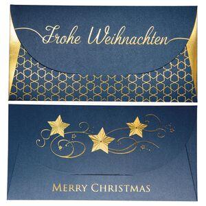 CASA Deco Wert-/Gutschein-Geschenkhüllen