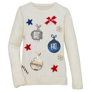 blue motion Weihnachts-Sweatshirt/-Pullover
